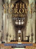 Gothic Europe 1200-1450 ebook by Derek Pearsall