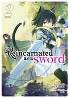 Reincarnated as a Sword (Light Novel) Vol. 2 ebook by Yuu Tanaka, Llo