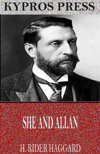 She and Allan ebook by H. Rider Haggard