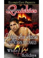 Holiday Love Lessons ebook by Trista Ann Michaels