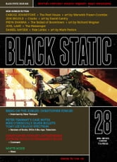 Black Static #28 Horror Magazine ebook by TTA Press