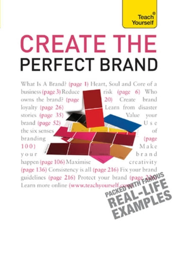 Create the Perfect Brand - A practical guide to branding your business, from creation and vision to protection and delivery eBook by Paul Hitchens,Julia Hitchens