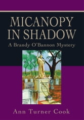 Micanopy in Shadow - A Brandy O'Bannon Mystery ebook by Ann Cook