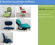 Bureaustoelen stofferen - Meubelstofferen ebook by Marja Kooreman