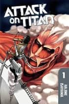 Attack on Titan Sampler - Volume 1 ebook by Hajime Isayama