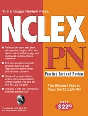 Chicago Review Press NCLEX-PN Practice Test and Review ebook by Waide, Linda