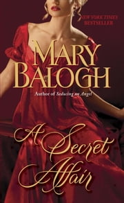 A Secret Affair ebook by Mary Balogh