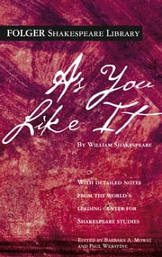 As You Like It ebook by William Shakespeare, Paul Werstine, Ph.D.,...