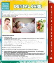 Dental Care (Speedy Study Guide) ebook by Speedy Publishing