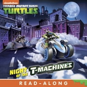 Night of the T-Machines! (Teenage Mutant Ninja Turtles) ebook by Publishing