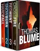 The Thomas Blume Series - books 1-4 - Thomas Blume ebook by PT Reade