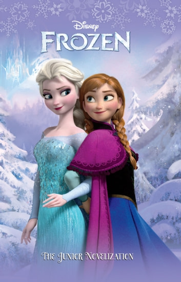 Frozen Junior Novel ebook by Disney Book Group
