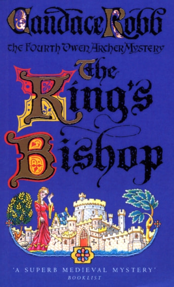 King's Bishop ebook by Candace Robb
