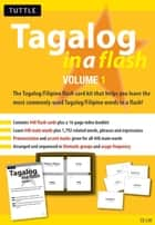 Tagalog in a Flash Volume 1 ebook by Edwin Lim