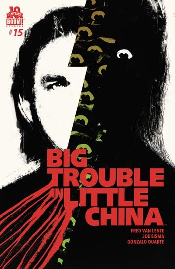 Big Trouble in Little China #15 ebook by John Carpenter