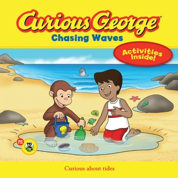 Curious George Chasing Waves (CGTV) ebook by H. A. Rey