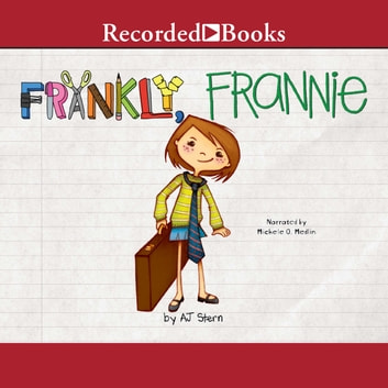 Frankly, Frannie audiobook by AJ Stern