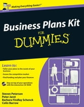 Business Plans Kit For Dummies ebook by Steven D. Peterson,Peter E. Jaret,Barbara Findlay Schenck,Colin Barrow