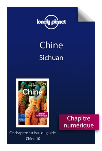 Chine 10 - Sichuan eBook by Lonely Planet