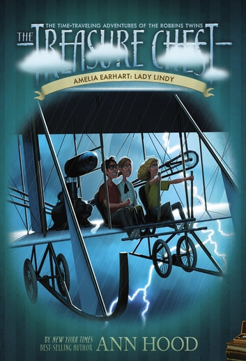 Amelia Earhart #8 - Lady Lindy ebook by Ann Hood