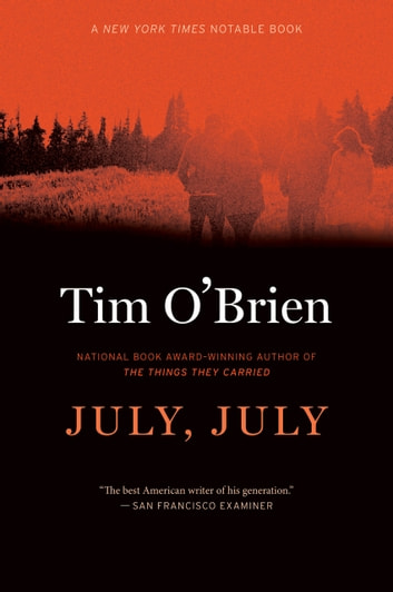 a literary analysis of the things they carried by tim obrien 'imagining vietnam: tim o'brien's the things they carried' the immediate impact of the things they carried is based on o'brien's fidelity to.