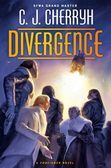 Divergence ebook by C. J. Cherryh