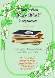 Tales From Wingy Wood Compendium ebook by Alan Hart