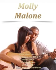 Molly Malone Pure sheet music for piano and tuba traditional Irish folk tune arranged by Lars Christian Lundholm ebook by Pure Sheet Music