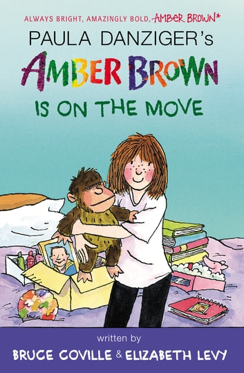 Amber Brown Is On The Move Ebook By Paula Danziger 9780698135420