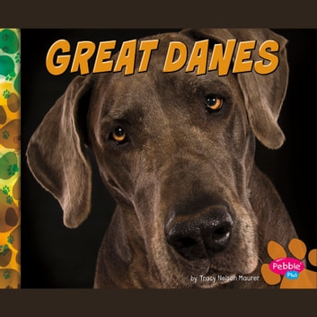 Great Danes audiobook by Allan Morey
