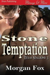 Stone Temptation ebook by Morgan Fox