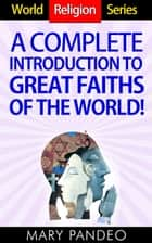 Religion for dummies ebook by rabbi marc gellman 9781118069325 a complete introduction to great faiths of the world world religion series fandeluxe Choice Image