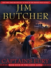 Captain's Fury ebook by Jim Butcher