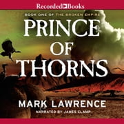 Prince of Thorns audiobook by Mark Lawrence