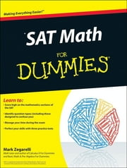 SAT Math For Dummies ebook by Mark Zegarelli