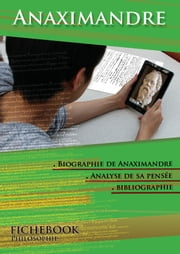 Comprendre Anaximandre ebook by Les Éditions de l'Ebook malin