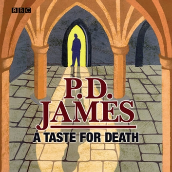 A Taste For Death audiobook by P.D. James