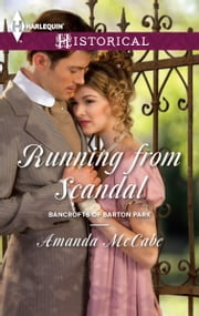Running from Scandal ebook by Amanda McCabe