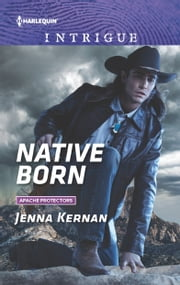 Native Born - A Thrilling FBI Romance ebook by Jenna Kernan