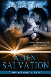 Alien Salvation ebook by Tracy St. John
