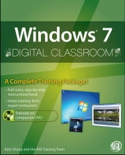 Windows 7 Digital Classroom ebook by Kate Shoup,AGI Creative Team
