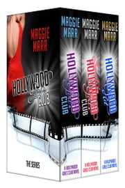 Hollywood Girls Club The Series ebook by Maggie Marr
