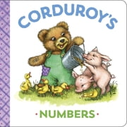 Corduroy's Numbers ebook by MaryJo Scott,Lisa McCue,Don Freeman