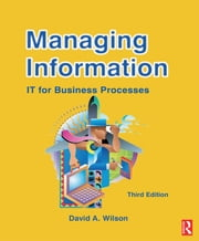 Managing Information ebook by David A Wilson