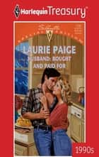 Husband: Bought and Paid For ebook by Laurie Paige