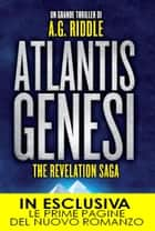 Atlantis Genesi eBook by A.G. Riddle