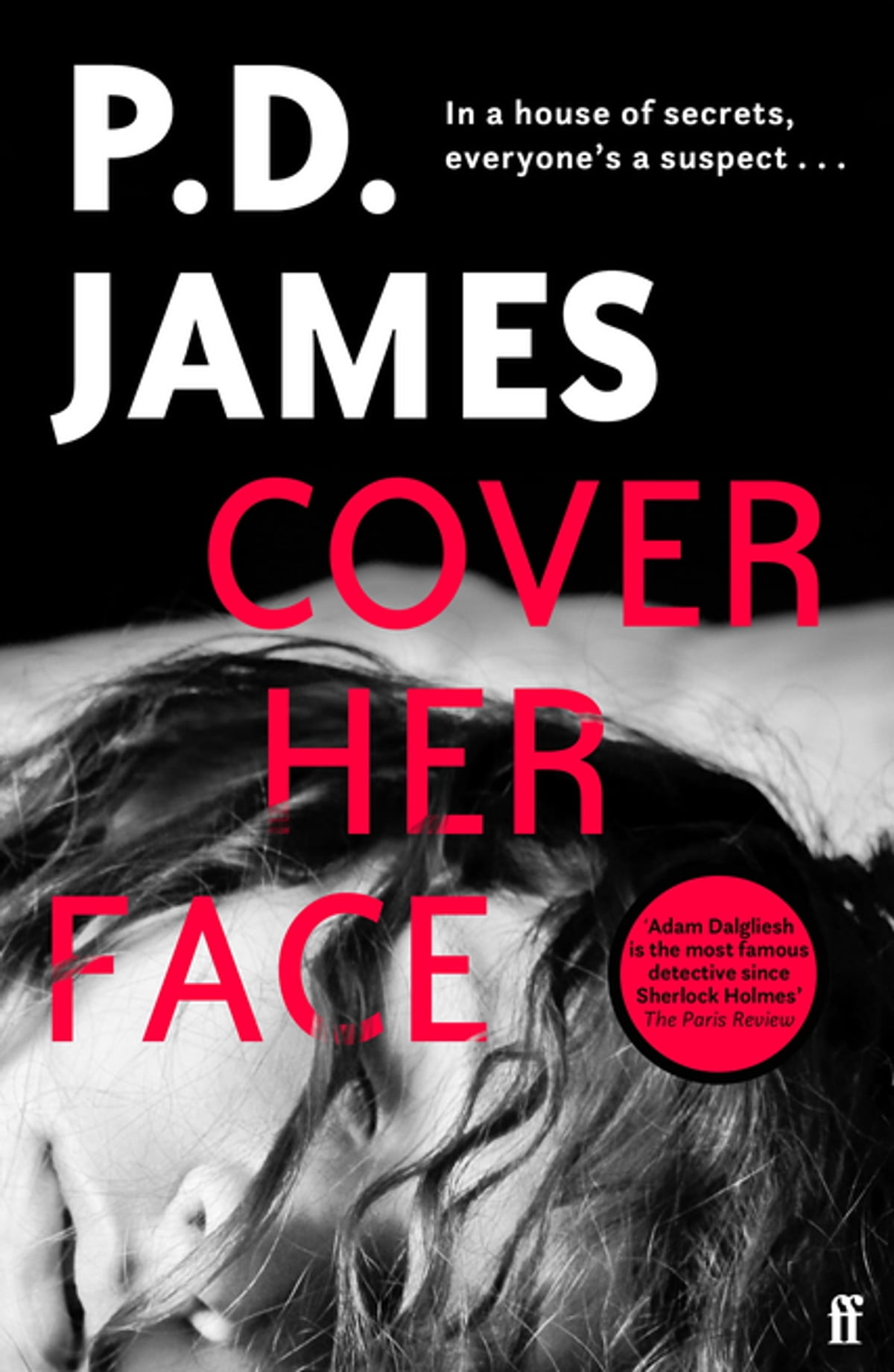 Cover Her Face Adam Dalgliesh 1 By Pd James