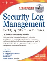 Security Log Management: Identifying Patterns in the Chaos ebook by Babbin, Jacob