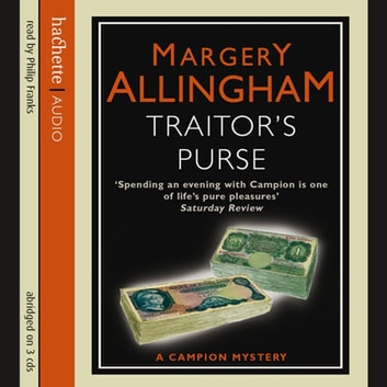 Traitor's Purse audiobook by Margery Allingham