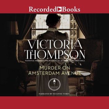 Murder on Amsterdam Avenue audiobook by Victoria Thompson